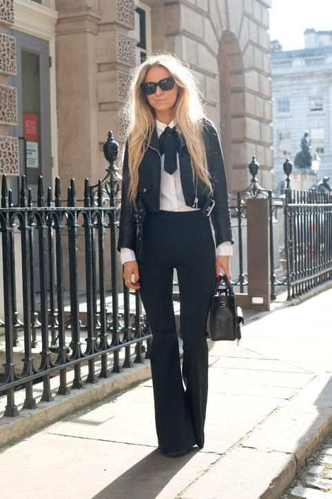 20 Street-Style Looks You Can Actually Get Away With at Work .