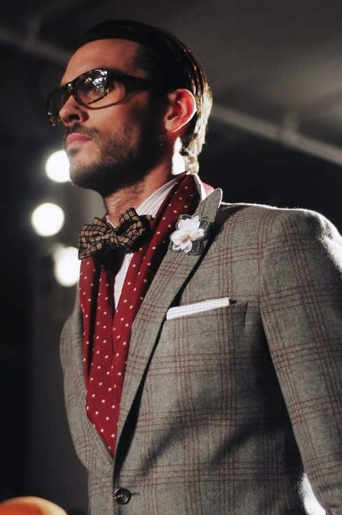 6 Bowtie Outfit Ideas for Men | Well dressed men, Well dressed .