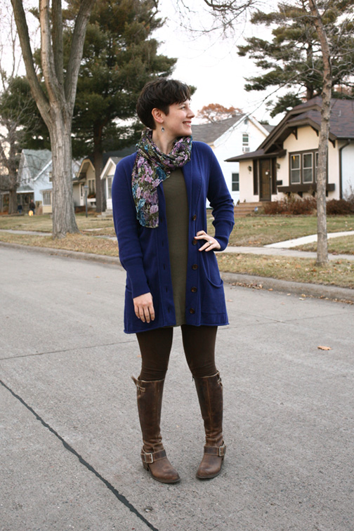 Daily Outfit: 11/28/11 - Already Pretty | Where style meets body ima
