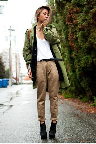 How to Wear Boyfriend Pants: Top 15 Boyish Outfit Ideas for Ladi