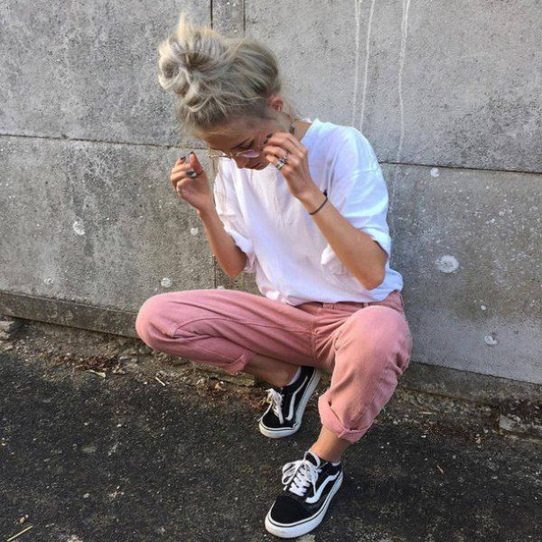 How to Wear Boyfriend Pants: Top 15 Boyish Outfit Ideas for Ladies .