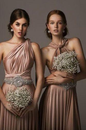 bronze bridesmaid| bronze wedding | www.endorajewellery.etsy.com .