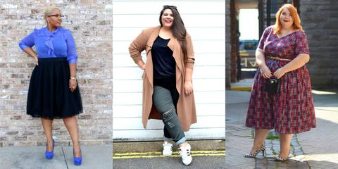 23 Plus-Size Outfit Ideas for Fall - Plus-Size Style Inspirati