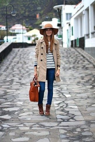 How to Wear Brown Leather Lace-up Ankle Boots (14 looks .
