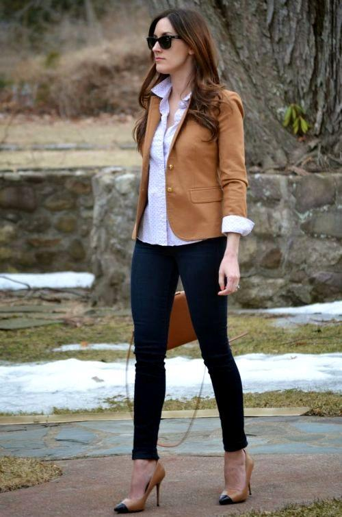 Chic work styling ideas to wear | | Just Trendy Gir