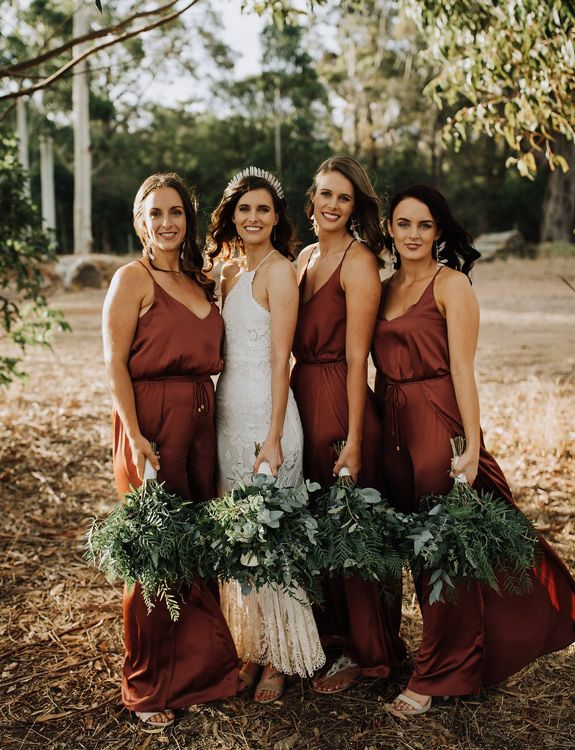 Stylish Wedding Ideas for your Autumn Celebration | Orange .