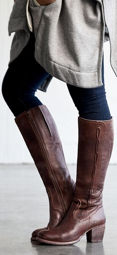 175 Best WOMEN'S - Tall Boots images | Tall leather boots, Boots .