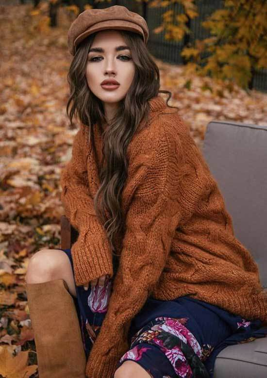 40 Thanksgiving Outfit Ideas for Women to Celebrate with Sty