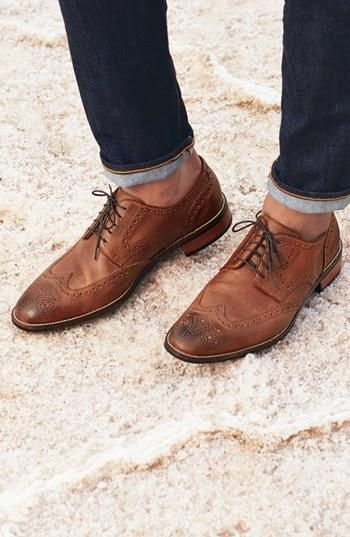 Men's Clothing, Shoes, Accessories & Grooming | Wingtip shoes .