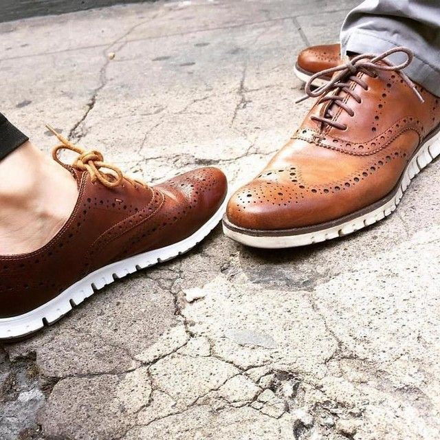 ZERØGRAND Wingtip Oxford | Cole haan women shoes, Cole haan mens .