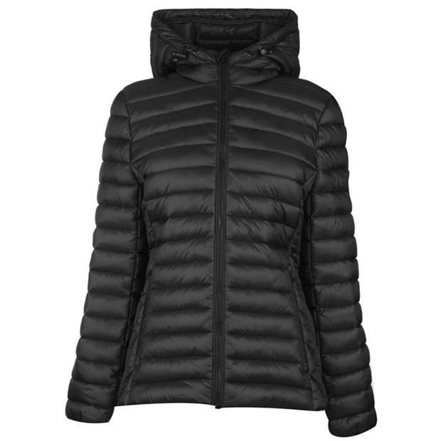 SoulCal Micro Bubble Jacket Ladies | Ladies Padded Coat .