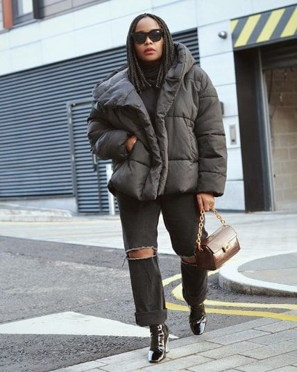 11 Puffer Jacket Outfits to Copy This Winter | Who What We