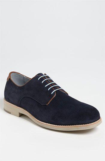 Johnston & Murphy 'Ellington' Suede Buck Shoe (Men | Shoes, Classy .