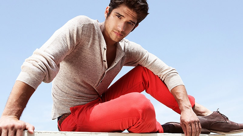 How to Rock Men's Red Pants (And Look Cool Doing I