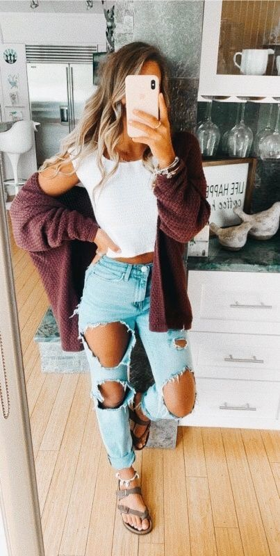 Pin by Samantha Hammack on my style | Cute casual outfits, Casual .