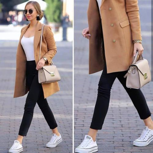 How to rock the camel coat | | Just Trendy Gir
