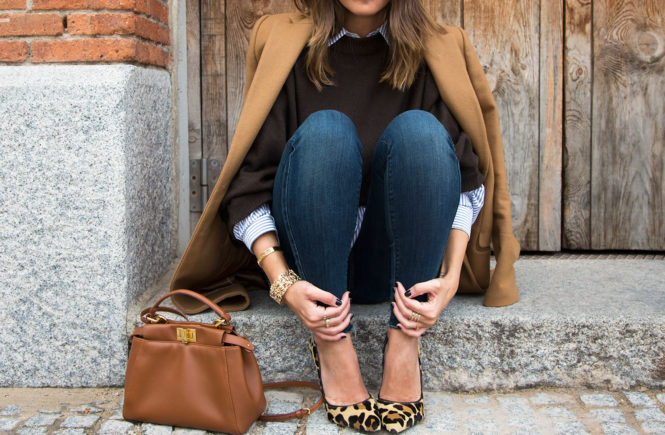 30 Stylish Ways To Wear A Camel Coat | Be Daze Li