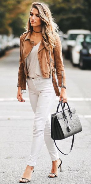 How to Style Camel Jacket: 15 Stylish Outfit Ideas for Ladies .