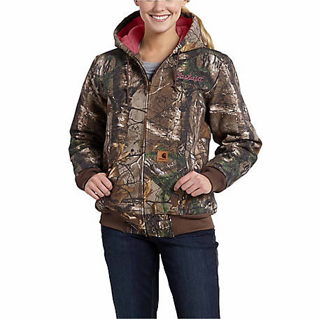 Carhartt Women's Camo Active Jacket at Tractor Supply C