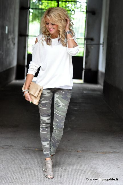 Never thought Army could look so cute! | Fashion, Outfits with .