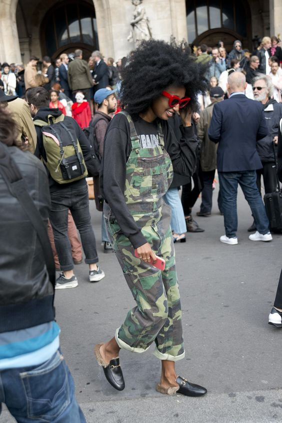 Camo Overalls: 11 Stylish and Interesting Outfit Ideas - FMag.c