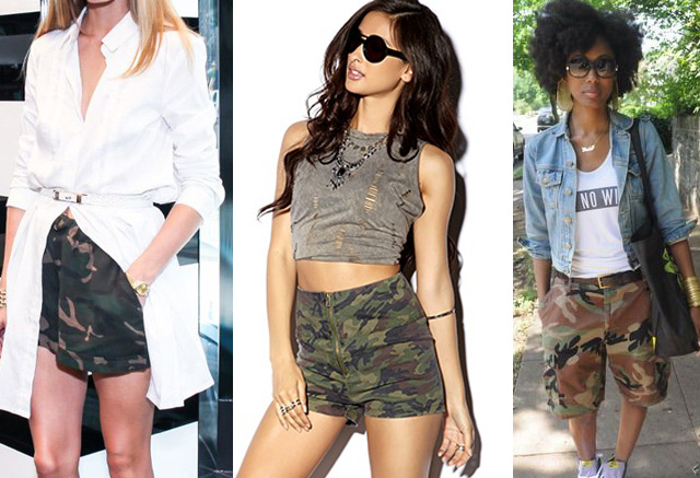 What to Wear with Camo Pants: 12 Cute Outfits | Fashion Rul