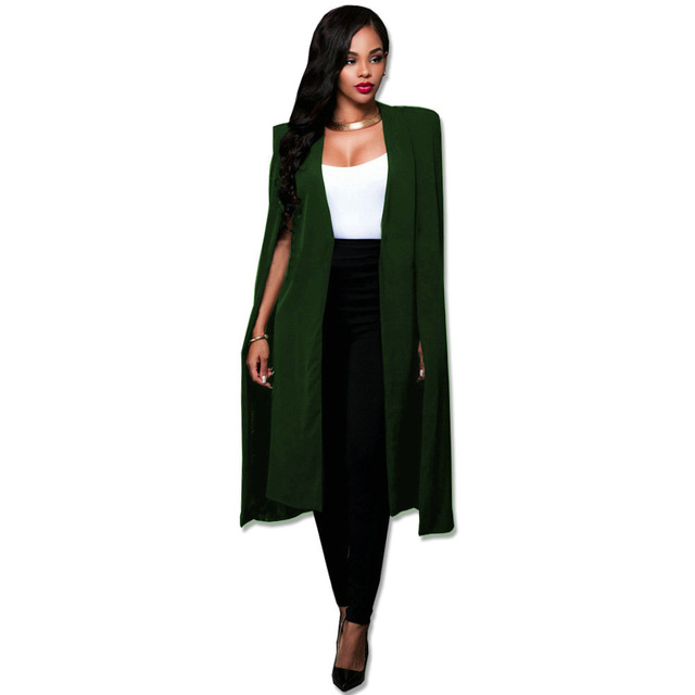Trendy ideas to wear cape coats with your outfit – thefashiontamer.c