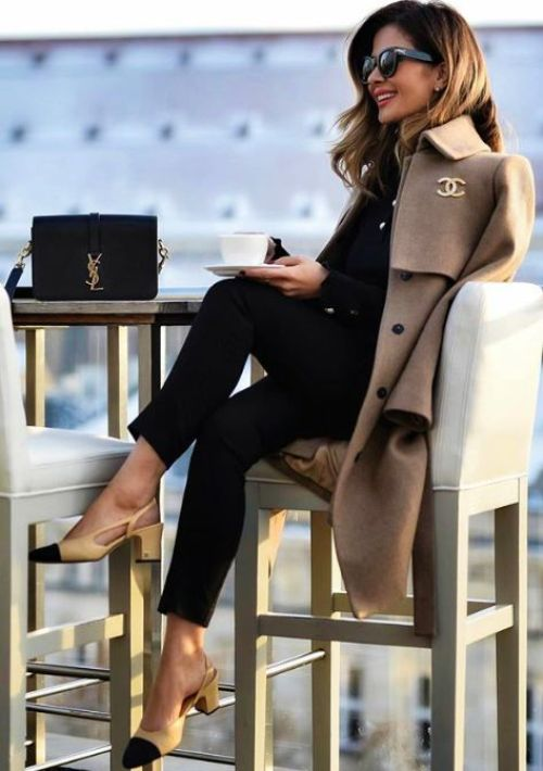How to style cape blazers | | Just Trendy Gir