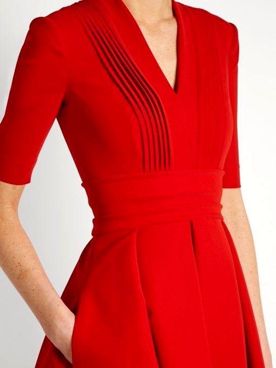Pin by Carol Vandenbosch on art in 2020   Red dress women, Dresses .