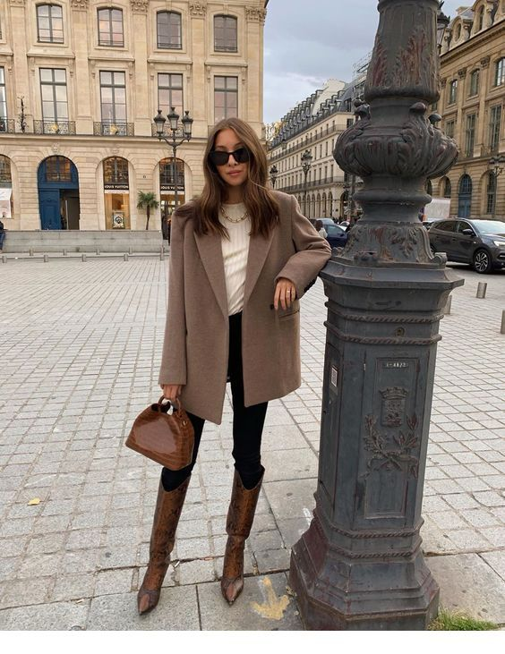 Image by Carol Bitove on Clothes in 2020 | Chic outfits, Style .