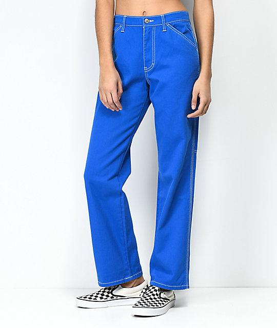 Dickies Cobalt Carpenter Pants | Zumi