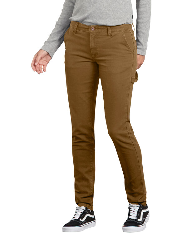Women's Stretch Duck Carpenter Pants | Women's Pants | Dicki