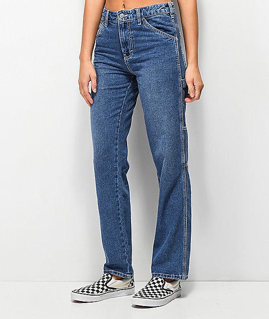 Dickies Carpenter Blue Jeans | Zumi