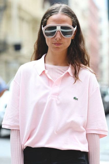 Oversized Polos Are Back, Here's How To Wear Them in 2020 .