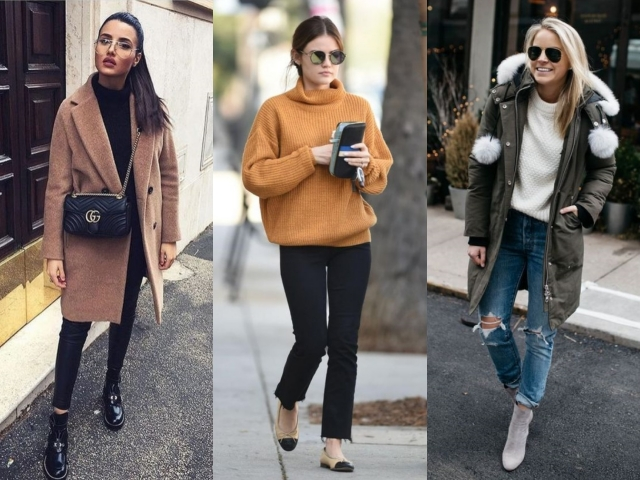 40 Casual Winter Outfits Ideas for 2019 - Fashion Enzy