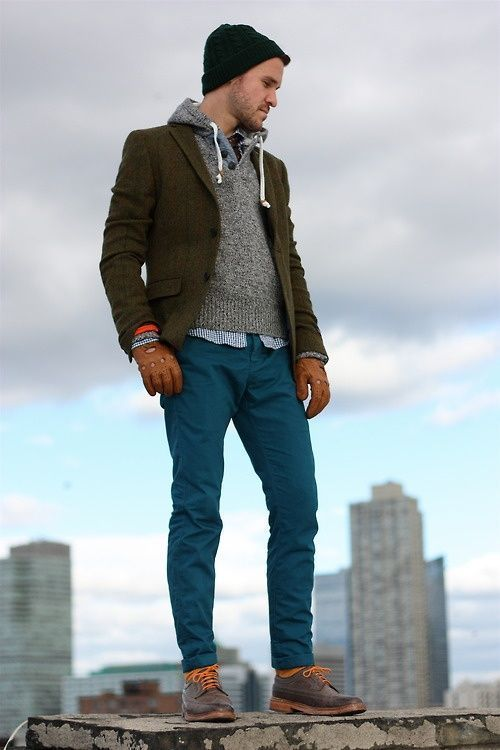 A good semi-casual sport coat can dress up just about any outfit .
