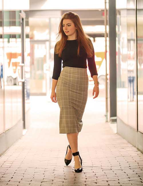 19 Best Pencil Skirt Outfit Ide