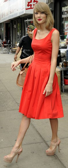 15 Cheerful Red Sundress Outfit Ideas: Style Guide - FMag.c
