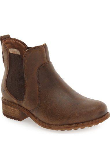 UGG® Bonham Chelsea Boot (Women | Chelsea boots, Chelsea boots .