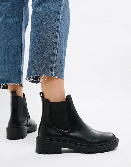 image.AlternateText | Chelsea boots outfit, Chelsea boots, Black .