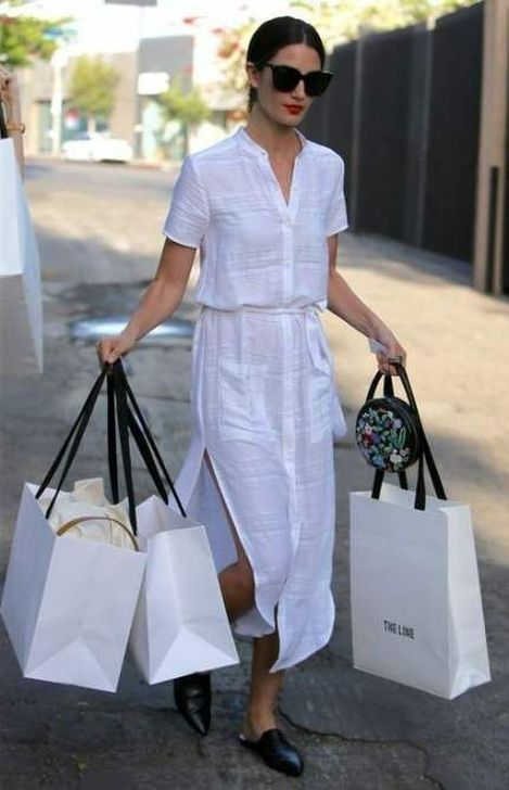 99 Affordable Shirt Dress Outfit Ideas For Spring And Summer To .