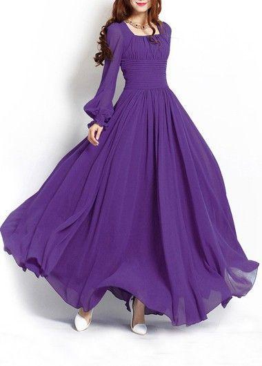 1000+ ideas about Chiffon Dresses on Pinterest | Pretty dresses .