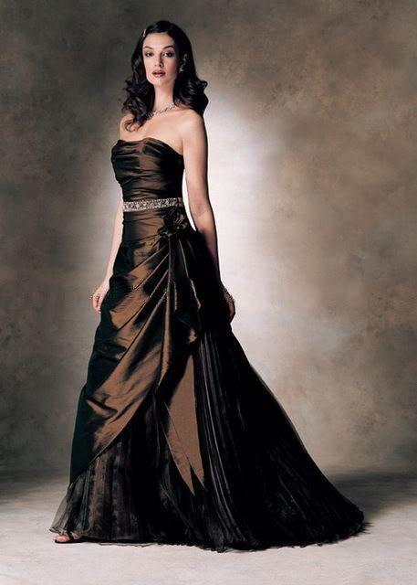 brown wedding dresses | Brown Wedding Dresses | Wedding Ideas .