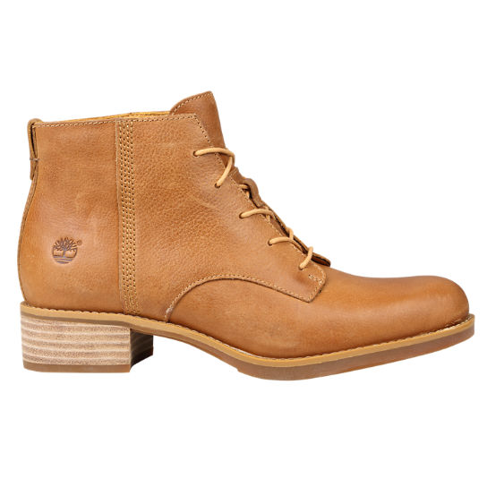 Women's Beckwith Lace-Up Chukka Boots | Timberland US Sto