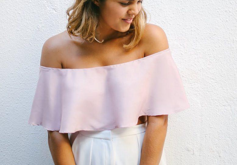 Make This DIY Circle Skirt, top and Dress (using the Same Easy .