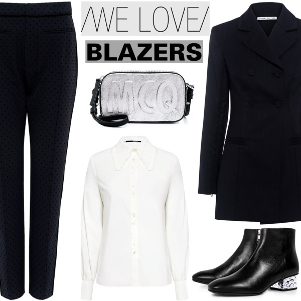 Ultimate Guide: Interesting Blazer Outfit Ideas For Women Over 50 .