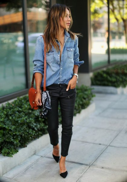 13 Best Waxed Jeans Outfit Ideas for Women: Style Guide - FMag.c