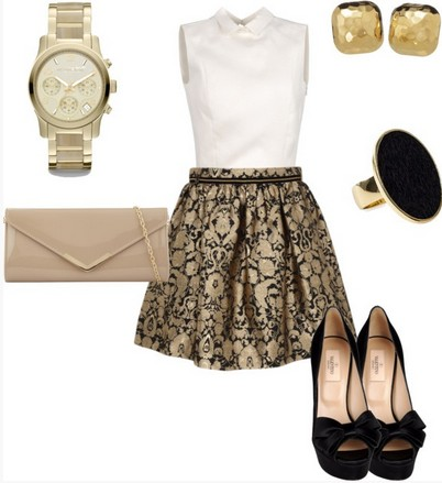A Collection of Awsome Formal Outfits with Accessories - Pretty .