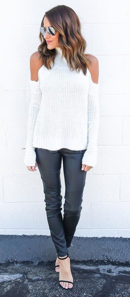 40 Pretty Outfit Ideas For This Winter | Pretty outfits, Fashion .