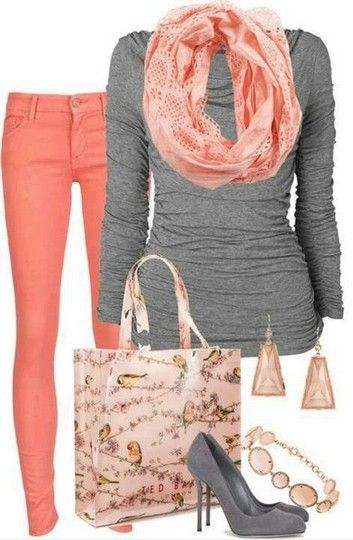 A Collection of Fabulous Outfit Ideas for Women in Spring – Pretty .